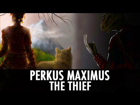 Skyrim Mod: Perkus Maximus - The Thief