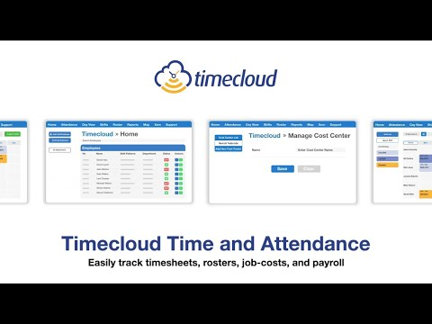 Timecloud Time and Attendance