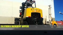 California Machinery Movers and Long Haul Transportation #5