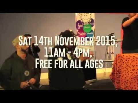 The Universal Zulu Nation Anniversary - Leeds 2015 - Advert