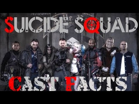 Unknown Facts About The Suicide Squad Movie