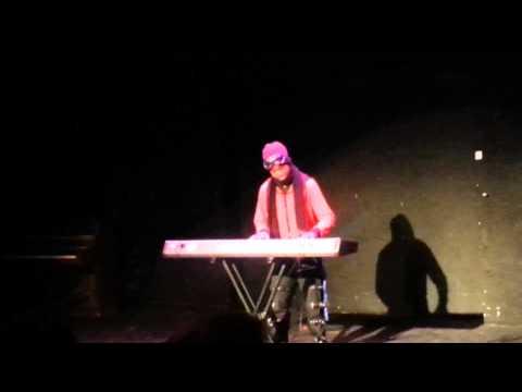 McTricky Performs @ Lyric Hammersmith - 15/05/2013