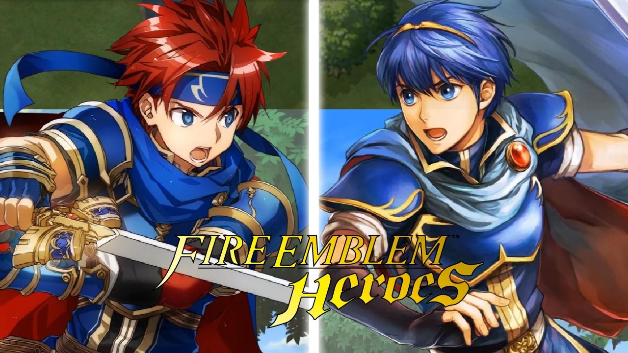 Fire Emblem Heroes Hawtai: Fire Emblem Heroes (iOS & Android)