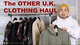 The Other UK Clothing Haul (SICK STREETWEAR PIECES)
