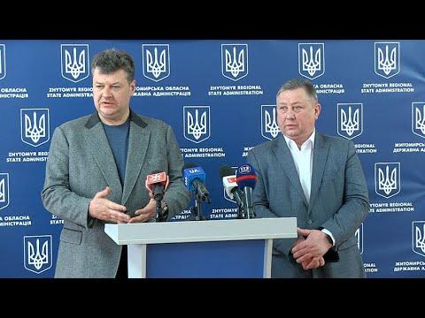 Житомир.info | Новости Житомира: Чоловіки з Бердичева та Малина з діагнозом COVID-19 не були за кордоном