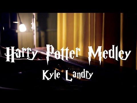 Harry Potter Medley ADVANCED Piano Solo HD  arr Kyle Landry