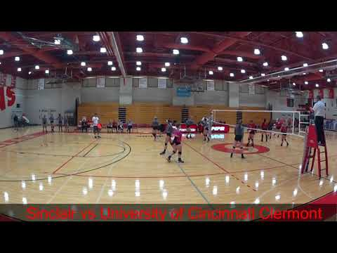 Sinclair vs University of Cincinnati Clermont 10-24-2017