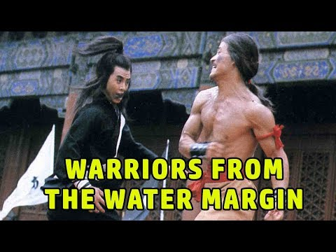 Wu Tang Collection  Warriors from the Water Margin