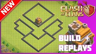 New BEST Th7 Trophy/War Base [Build+Replay] | The Revelation | Anti-Drag, Anti-Giant/Wiz/Heal