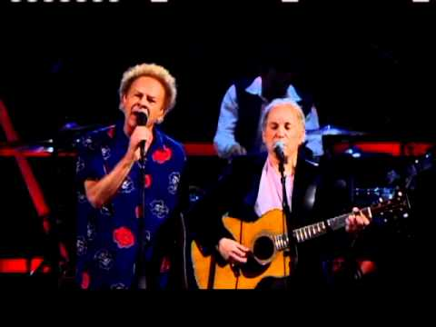 Simon and Garfunkel Rock and Roll Hall of Fame 25th Annivers