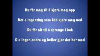 5 fine frøkner - Gabrielle Lyrics