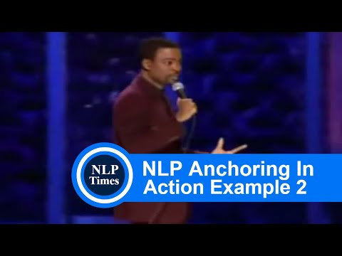 NLP Anchoring in Action Example 2