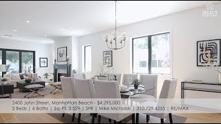 Manhattan Beach Real Estate | New Listings: Sept. 7-8, 2019 | MB Confidential