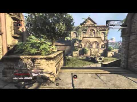 Gears Of War 3 SICK Execution Gameplay Commentary