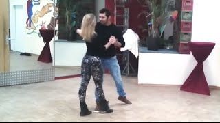 "Bachata Sensual Musicality Workshop - KikoChristina dance projects ""Propuesta Indecente"""