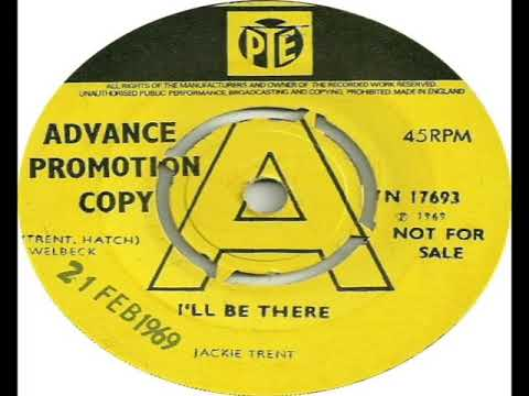 Jackie Trent   I'll Be There 1969