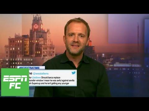 Should Barcelona replace Luis Suarez? | Extra Time | ESPN