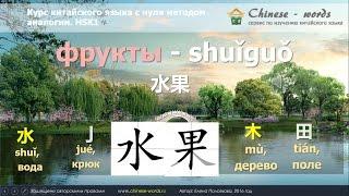 Урок китайского языка 8.