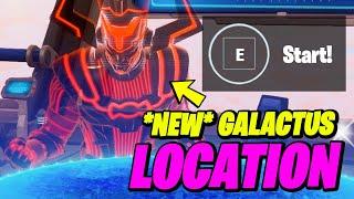 NEW Galactus Location & Fortnite Galactus Event *LEAKED*