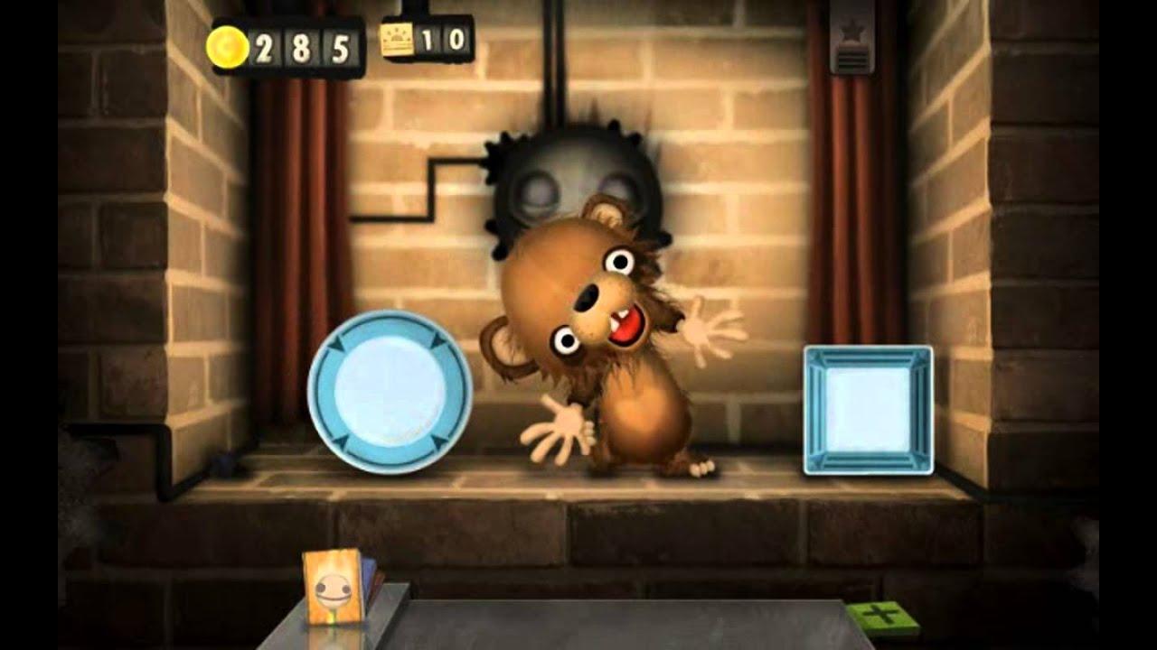 Little Inferno - Bear in a Chinasop COMBO [HD] & Zeno Activity | TVH Dailymotion video