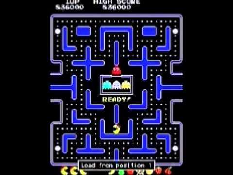 pac man 10 hours