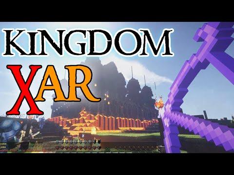 KINGDOM XAR #1 - OORLOG MET ENTROPIA!!!