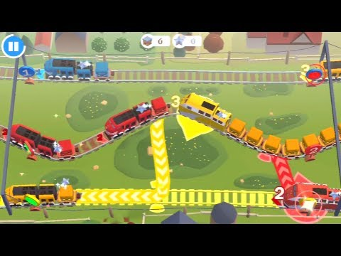 Train Conductor World by Nick Trick & Game (URBAN TRAIN) - MONS # BALLON & FREESTYLE  