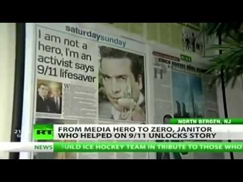 9 11 Survivor William Rodriguez Censored by Mainstream Media   YouTube