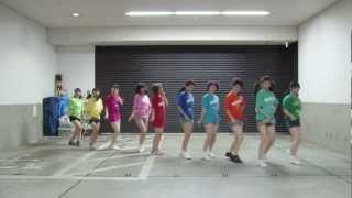 モーニング娘。 『ワクテカ Take a chance』 をチーム岡井が踊ってみま...