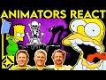 Animators React to Bad & Great Cartoons 6