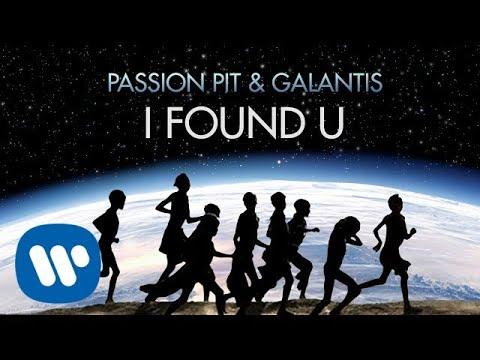 "Galantis x Passion Pit - ""I Found U"" (Official Audio)"