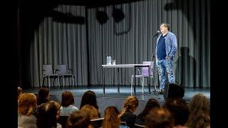 Дмитрий Быков, вводная лекция в Новой школе