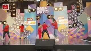 NGAMEN 5 - RATNA ANTIKA - DANDUT'ANTV Live in Kantor Kabupaten Blitar, Kanigoro