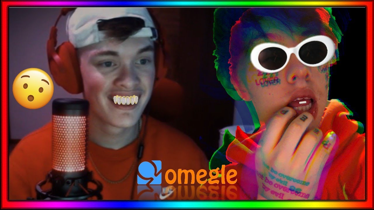 I MET a FAMOUS RAPPER on OMEGLE! - YouTube