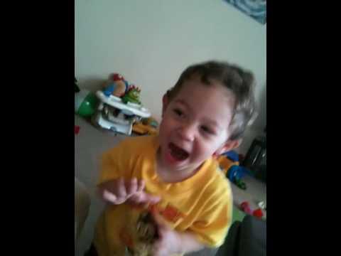 scary baby boy brandon