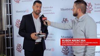ESIM - Alexandre Arencibia - Soirée des Lauréats montréalais