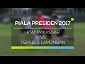 Video Gol Pertandingan PSM Makasar vs Persela Lamongan