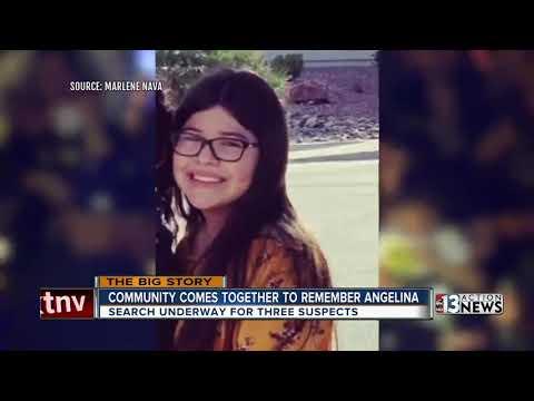 Vigil Held For 11-year-old Shooting Victim
