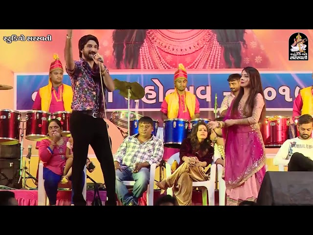 GAMAN SANTHAL, RAJAL BAROT | Non Stop | Gujarati Live Program 2017 | Part 4 | HD VIDEO| RDC Gujarati