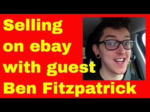 Ben Fitzpatrick chats about Selling on ebay - UK Reselling - Tat Chat #71