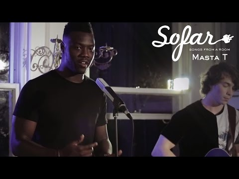 Masta T - Peace Not War | Sofar London