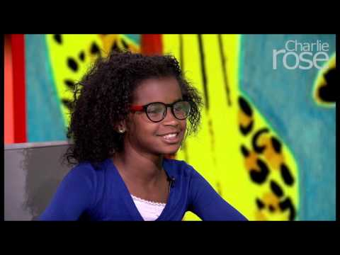Marley Dias on social action & being yourself (Feb. 19, 2016) | Charlie Rose