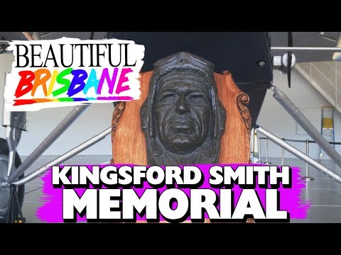 Kingsford Smith Memorial - Beautiful Brisbane