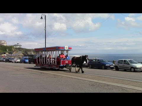 Douglas Horse Tramway Sea Terminal to Derby Castle