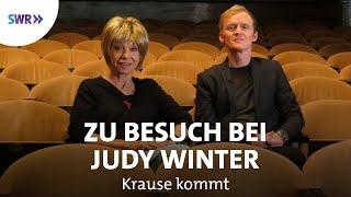 Zu Besuch bei Judy Winter | Krause kommt