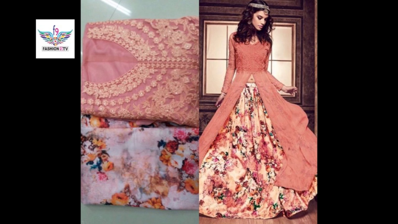 latest designer party dress for girls with price/fashion9tv/price ...