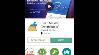 Celular lento  Con esta app te va a poner rapido