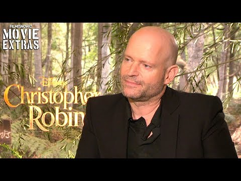 CHRISTOPHER ROBIN  Marc Forster talks about his experience making the movie