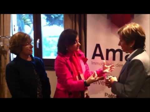 Entrevista a Cristina Gallach, Periodista - 21è SOPAR ENTORN IMMOBILIARI - AmatImmobiliaris