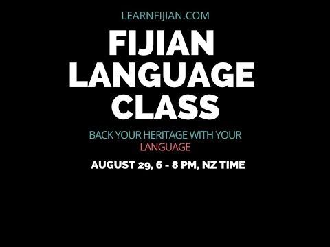 Fijian Lyrics Live Stream